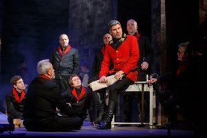 "Giuseppe Verdi's ""The Troubadour"" (Il Trovatore) by the Croatian National Theatre in Osijek"