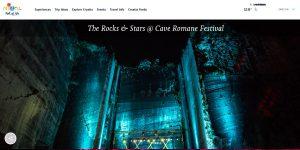Objava o našem festivalu na stranici croatia.hr